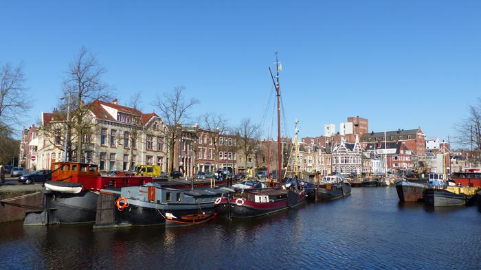 Cursuslocatie Groningen aan de Noorderhaven